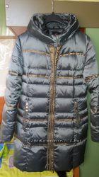 Пальто пуховик CLASNA р. 50-52 бу