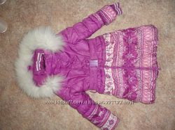 зимняя куртка удлиненная