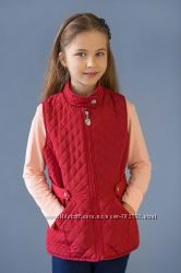 Утепленные детские жилетки и куртки на осень и весну. Модный карапуз