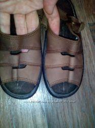 Кожаные босоножки-сандали Floare р-р 30, стелька 18. 5 см