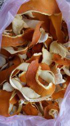 Кожура цедра апельсина мандарина