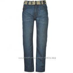 Фирменные джинсы на подростка Lee Cooper оригинал Англия 13XLB