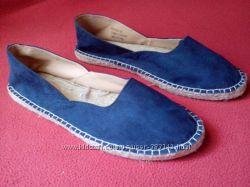 Next еспадрильи мокасины удобная женская обувь 41 размер 25. 5-26 см