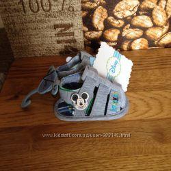 Пинетки-сандалии 9-9. 5 см Disney