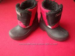 Skechers детская обувь сопоги зима 25, 5 размер 16-16, 5 см