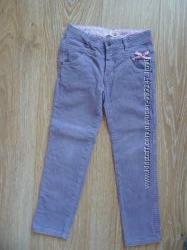 Вельветовые брюки на девочку 5 лет COOLCLUB