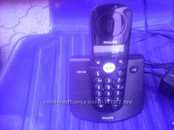 беспроводный телефон PHILIPS CD 140