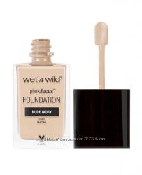 Жидкий тональный крем Wet n Wild Photo Focus Foundation