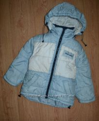 Курточка зимняя Gloria Jeans 4-5 лет, рост 104-110см