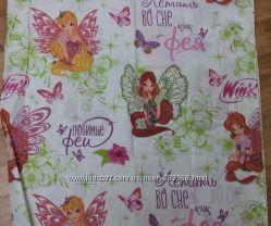 Винкс, Winx постель для девочки , Молдавская постель, г Тирасполь