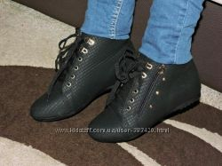 Полуботинки, ботинки зима в наличии 38