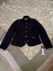 Осенняя стеганая курточка