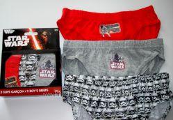 Набор трусиков Звездные войны Star Wars 9-10, 11-12 лет
