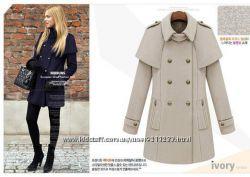Прикольное пальто для юной модници