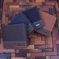 Мужской стильный бумажникF-Gram
