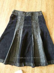 Очень стильная юбка вельвет
