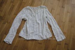 пляжная  блузкарубашка