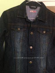 джинсовая курточка DP AM Франция