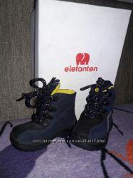 Новые ТЕРМО ботинки сапожки сапоги зимние фирмы Elefanten Ecco Gor tex