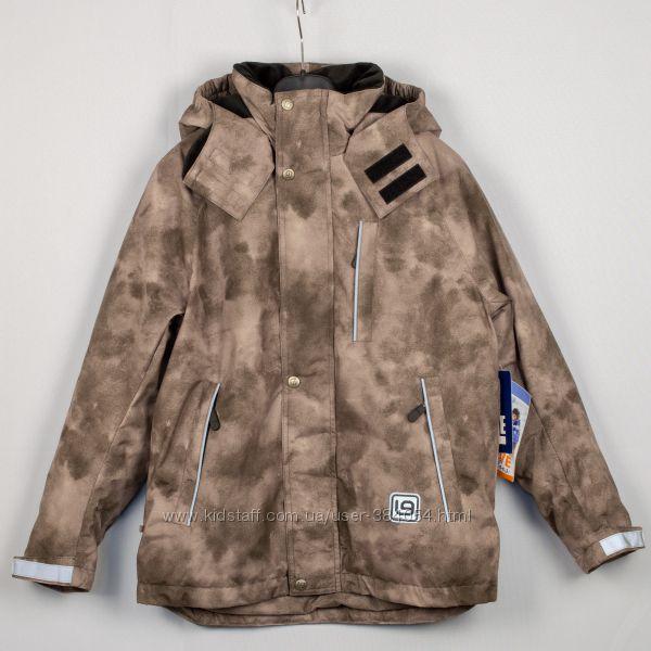 Зимняя куртка Lenne для мальчика