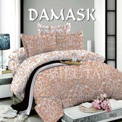 Продаем постельное белье из поплина Дамаск ТМ Вилюта Новинка