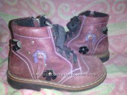 Деми ботиночки ТопиТоп - woopy ортопедические 26 р