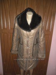 зимнее пальто 44 размера