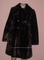 мутоновая шуба 46-48 размера