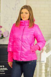 Женская куртка осень весна. 44-46-48-50 р-р.