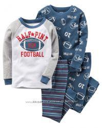 хлопковые пижамки Сarters, Jammiz США от 3 до 12 лет