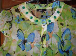 блузочки и футболочки на лето р-р М