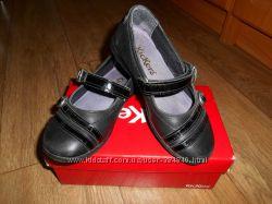 Кожаные туфли KicKers р. 29