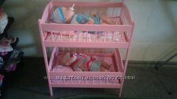 Кроватка для кукол Бэби Бон