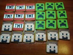 Пряники майнкрафт - MineCraft