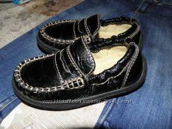 Туфельки -макасины Джинсики