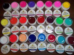 Гель-краски, гели Coco -красивые цвета, качество супер