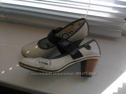 Туфли S. Oliver по стельке 25 см, сост. новых