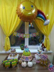 Декор для детского дня рождения little pony