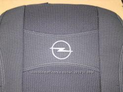 Чехлы сидений Opel Vivaro 12