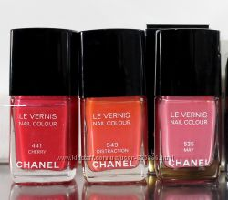 Продам лаки Chanel