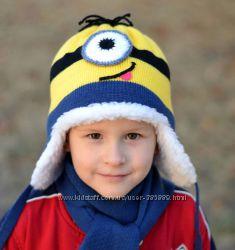 СП Детские шапки и шарфы Выкуп 30. 11