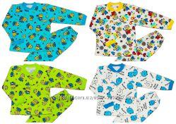 Пижамы детские  хлопок, махра, начес