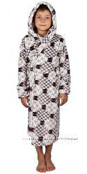 Подростковые халаты и пижамы