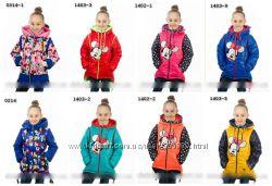 Куртки для девочек Микки Маус демисезон