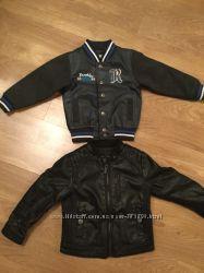 Модненькие курточки на мальчика