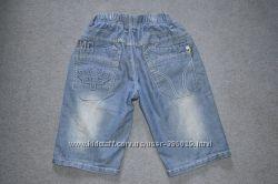 Фирменные шорты и бриджи на парня 8-10 лет