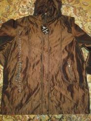 Продам куртку-ветровку р. 58