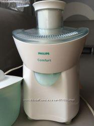Соковыжималка Philips comfort
