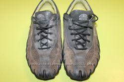 Кожаные туфли-кроссовки Ecco р. 38 по стельке 25см.