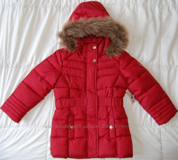 Куртка евро-зима для девочки 110см C&A
